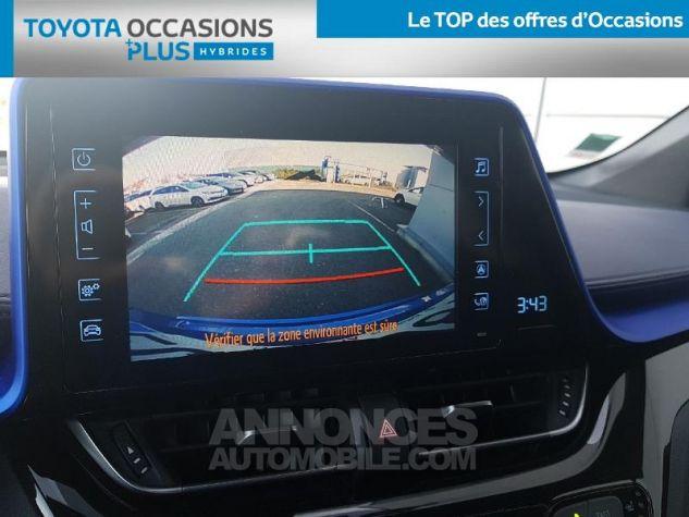 Toyota C-HR 122h Graphic 2WD E-CVT Bleu Clair Occasion - 17