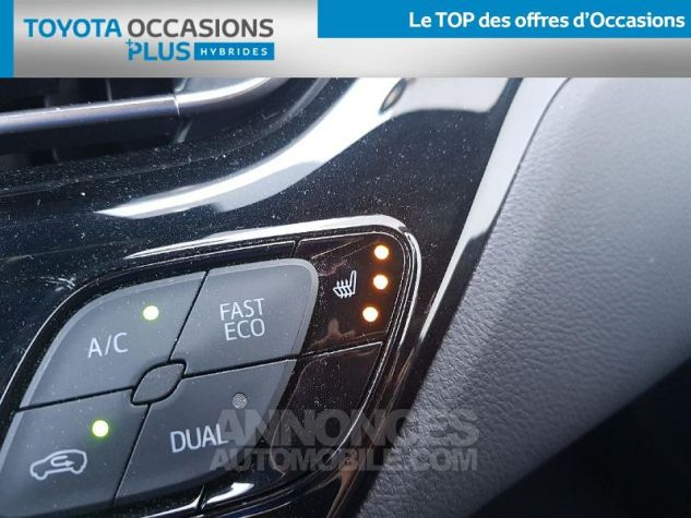 Toyota C-HR 122h Graphic 2WD E-CVT Bleu Clair Occasion - 18