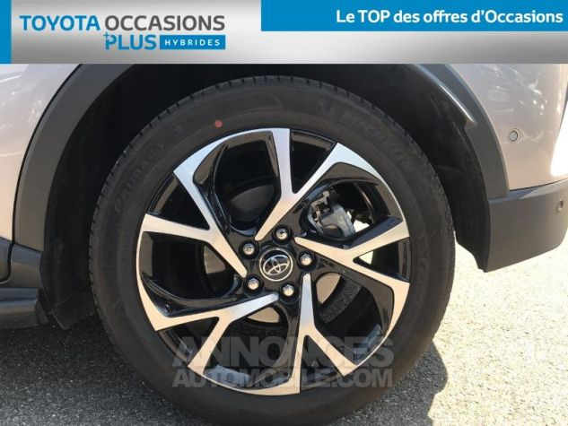 Toyota C-HR 122h Graphic 2WD E-CVT GRIS C Occasion - 3