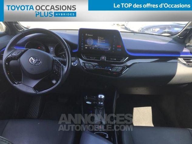 Toyota C-HR 122h Graphic 2WD E-CVT GRIS C Occasion - 4