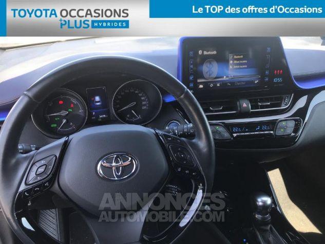 Toyota C-HR 122h Graphic 2WD E-CVT GRIS C Occasion - 5
