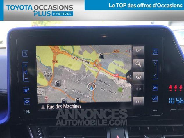 Toyota C-HR 122h Graphic 2WD E-CVT GRIS C Occasion - 6