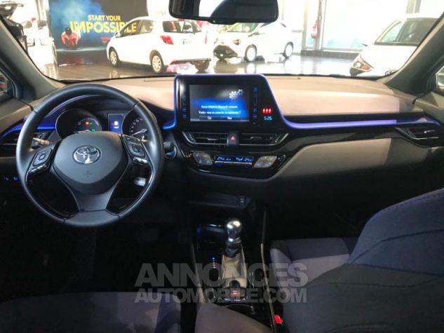 Toyota C-HR 122h Graphic 2WD E-CVT Gris Occasion - 2