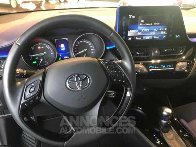 Toyota C-HR 122h Graphic 2WD E-CVT Gris Occasion - 8
