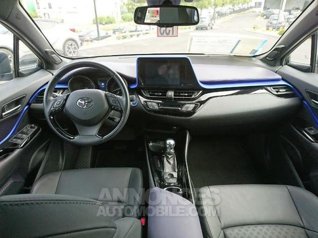 Toyota C-HR 122h Graphic 2WD E-CVT BI TON GRIS PLATINIUM Occasion - 7