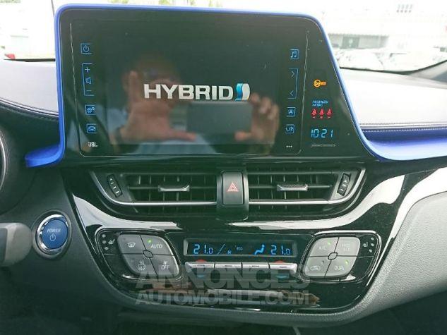 Toyota C-HR 122h Graphic 2WD E-CVT BI TON GRIS PLATINIUM Occasion - 8