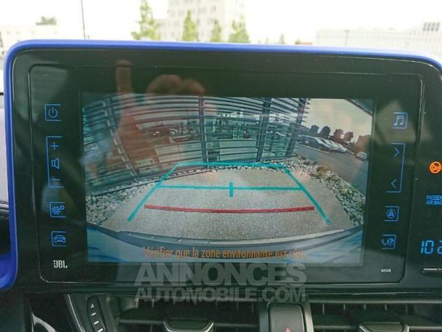 Toyota C-HR 122h Graphic 2WD E-CVT BI TON GRIS PLATINIUM Occasion - 9