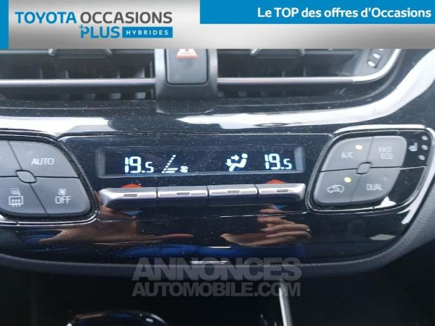 Toyota C-HR 122h Graphic 2WD E-CVT Bleu Nebula Occasion - 10