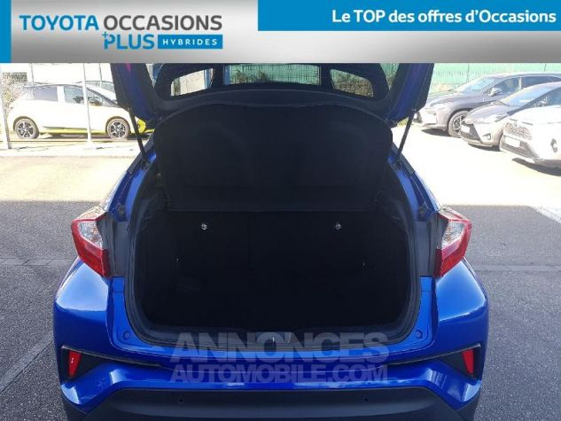 Toyota C-HR 122h Graphic 2WD E-CVT Bleu Nebula Occasion - 14