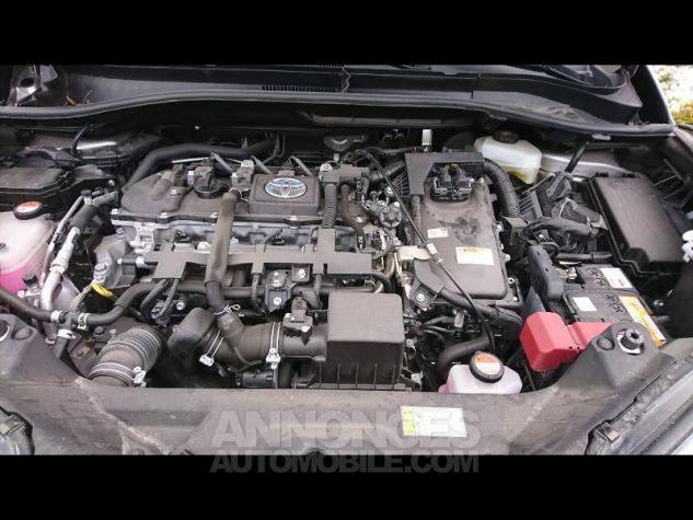 Toyota C-HR 122h Graphic 2WD E-CVT Bi Ton Gris Platinium Occasion - 13