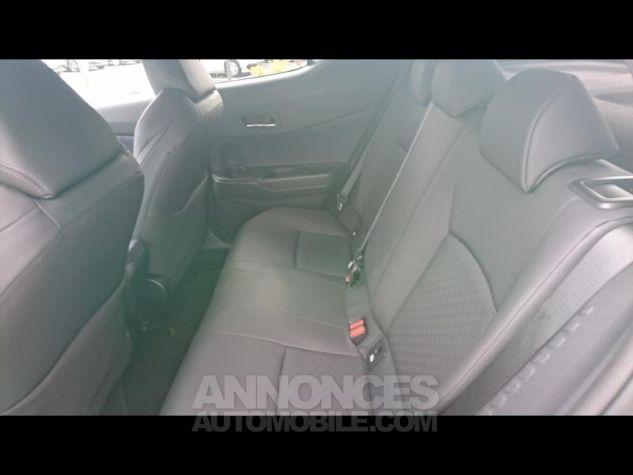 Toyota C-HR 122h Graphic 2WD E-CVT Bi Ton Gris Atlas Occasion - 6