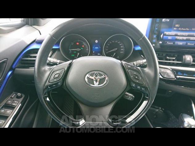 Toyota C-HR 122h Graphic 2WD E-CVT Bi Ton Gris Atlas Occasion - 8