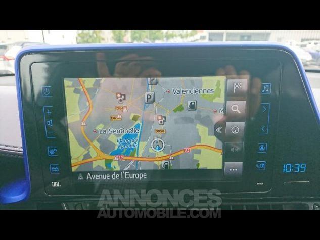Toyota C-HR 122h Graphic 2WD E-CVT Bi Ton Gris Atlas Occasion - 11