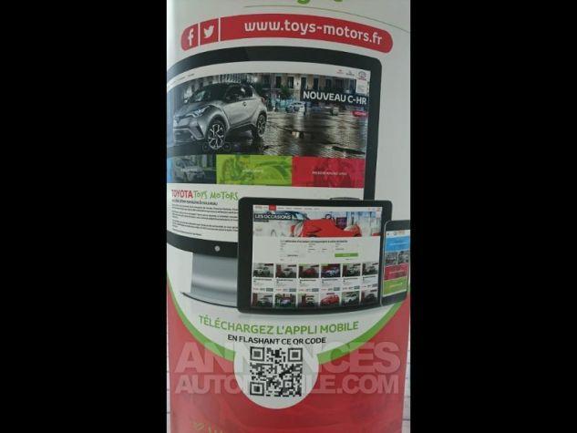 Toyota C-HR 122h Graphic 2WD E-CVT Bi Ton Gris Atlas Occasion - 14