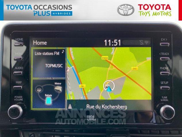 Toyota C-HR 184h Collection Bi Ton Rouge Intense Noir Occasion - 4