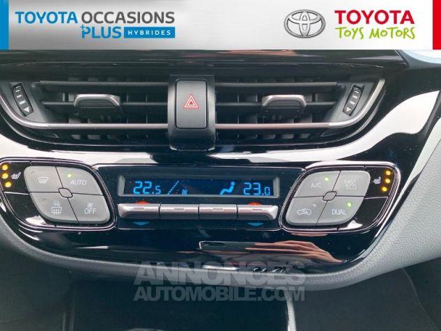 Toyota C-HR 184h Collection Bi Ton Rouge Intense Noir Occasion - 6