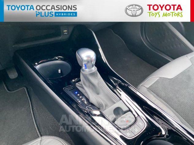 Toyota C-HR 184h Collection Bi Ton Rouge Intense Noir Occasion - 7