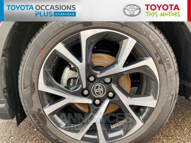 Toyota C-HR 184h Collection Bi Ton Rouge Intense Noir Occasion - 11
