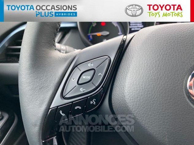Toyota C-HR 184h Collection Bi Ton Rouge Intense Noir Occasion - 14