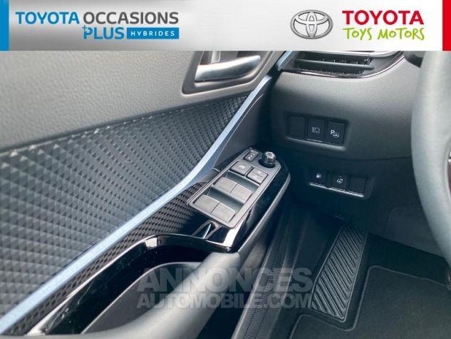 Toyota C-HR 184h Collection Bi Ton Rouge Intense Noir Occasion - 16