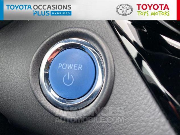 Toyota C-HR 184h Collection Bi Ton Rouge Intense Noir Occasion - 18