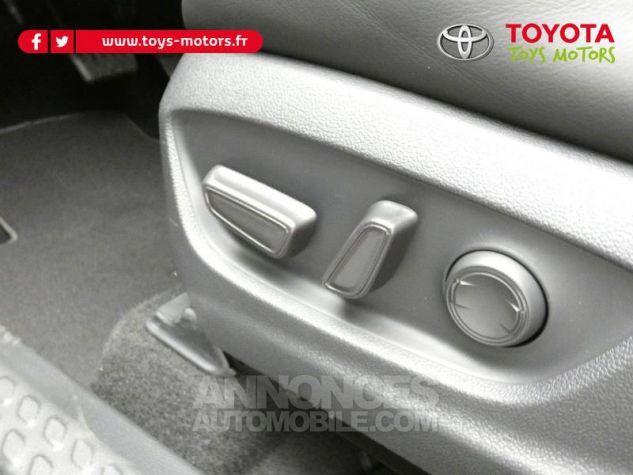 Toyota C-HR 184h Collection 2WD E-CVT MC19 Bi Ton Rouge Intense Noir Occasion - 12