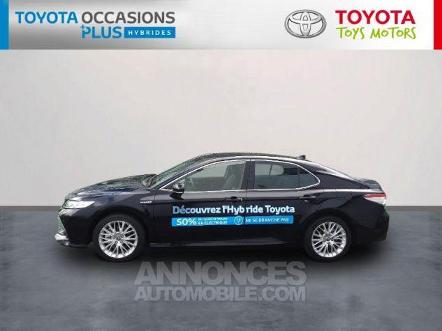 Toyota CAMRY Hybride 218ch Design Noir Metallise Occasion - 2