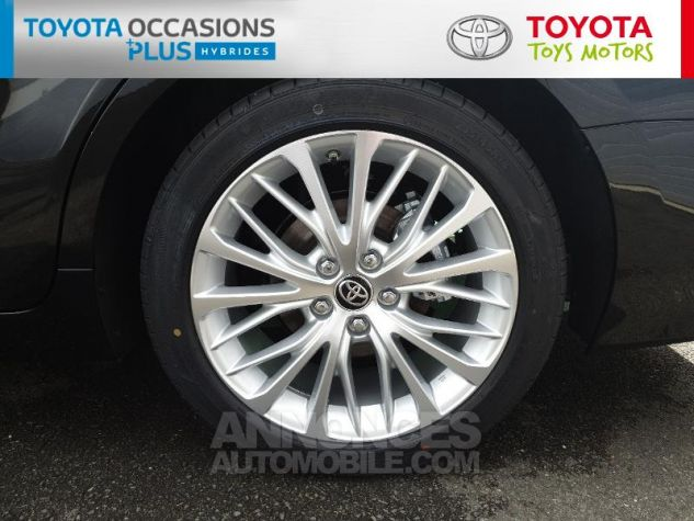 Toyota CAMRY Hybride 218ch Design Noir Metallise Occasion - 3