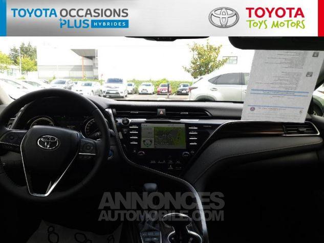 Toyota CAMRY Hybride 218ch Design Noir Metallise Occasion - 4