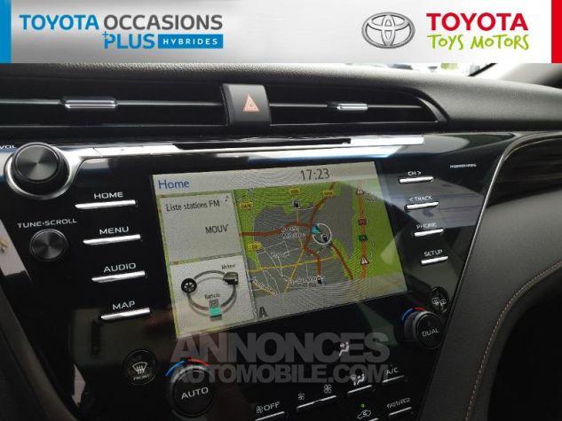 Toyota CAMRY Hybride 218ch Design Noir Metallise Occasion - 6
