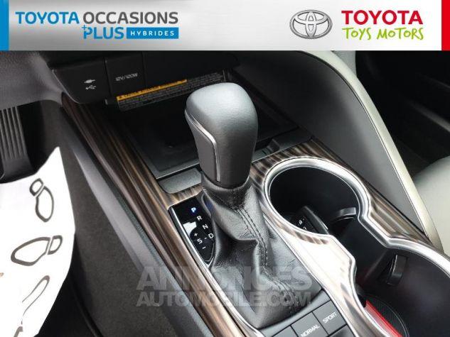 Toyota CAMRY Hybride 218ch Design Noir Metallise Occasion - 8