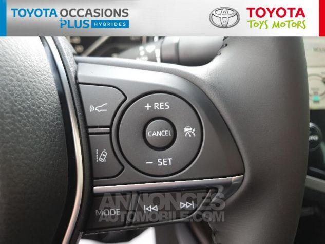 Toyota CAMRY Hybride 218ch Design Noir Metallise Occasion - 9