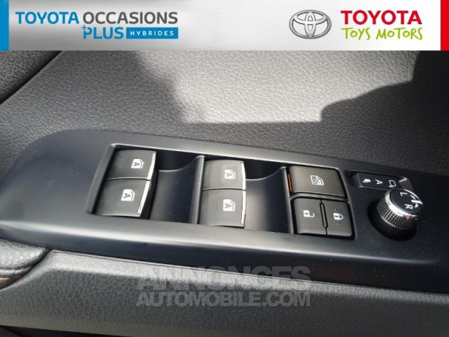 Toyota CAMRY Hybride 218ch Design Noir Metallise Occasion - 11
