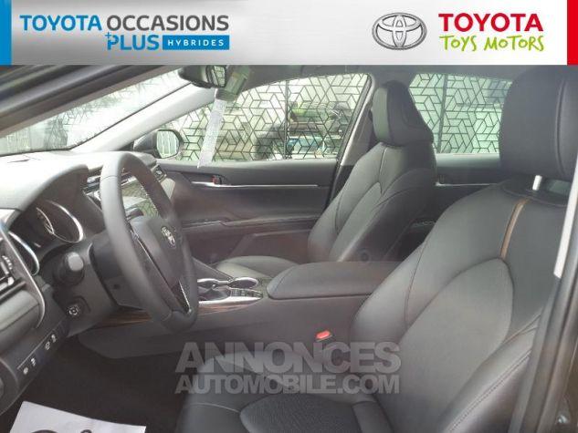 Toyota CAMRY Hybride 218ch Design Noir Metallise Occasion - 12