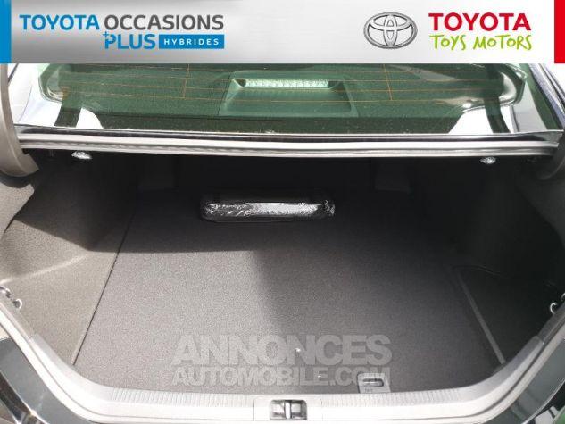 Toyota CAMRY Hybride 218ch Design Noir Metallise Occasion - 14