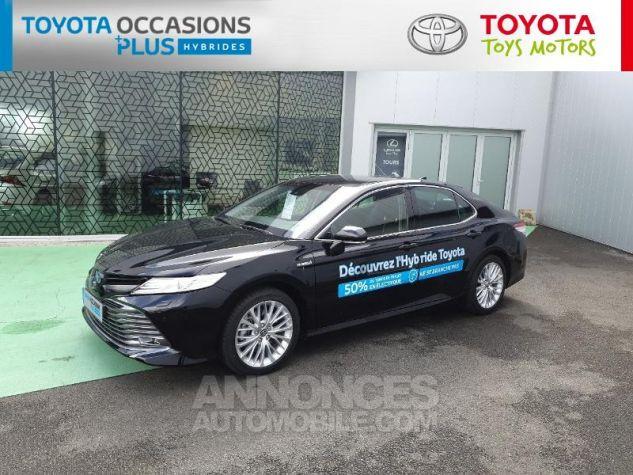 Toyota CAMRY Hybride 218ch Design Noir Metallise Occasion - 15