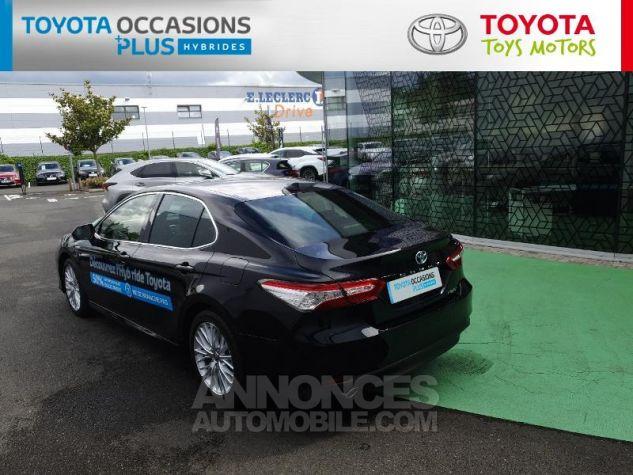 Toyota CAMRY Hybride 218ch Design Noir Metallise Occasion - 16