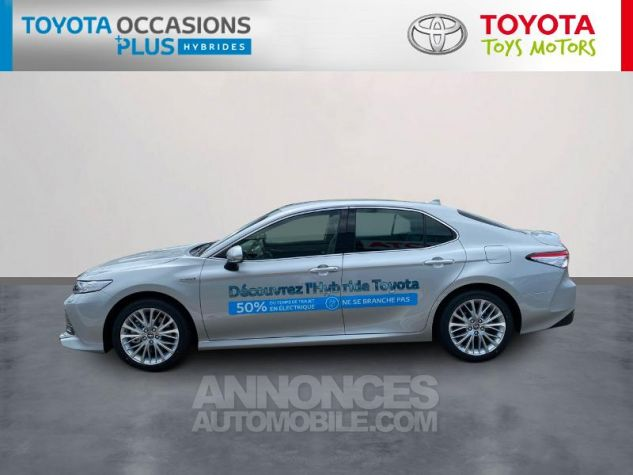 Toyota CAMRY Hybride 218ch Lounge Gris Aluminium Occasion - 2