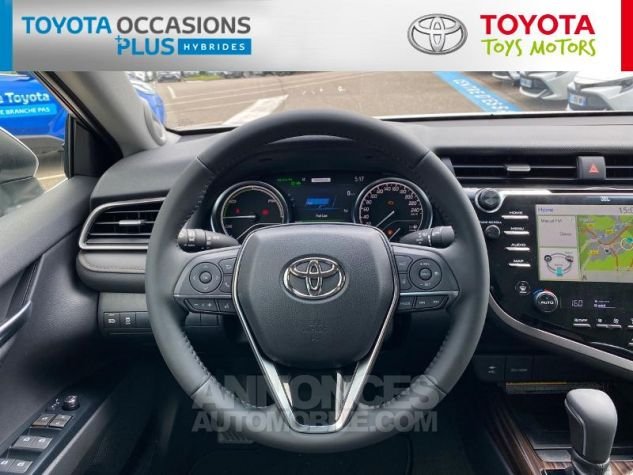Toyota CAMRY Hybride 218ch Lounge Gris Aluminium Occasion - 5