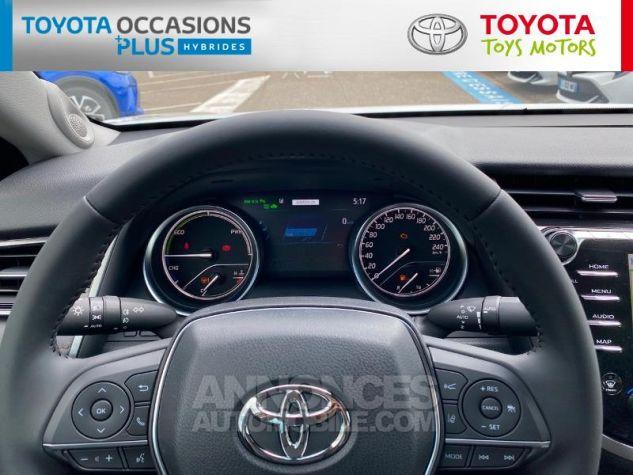 Toyota CAMRY Hybride 218ch Lounge Gris Aluminium Occasion - 7