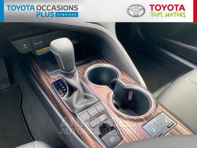 Toyota CAMRY Hybride 218ch Lounge Gris Aluminium Occasion - 8