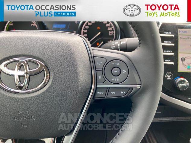 Toyota CAMRY Hybride 218ch Lounge Gris Aluminium Occasion - 9