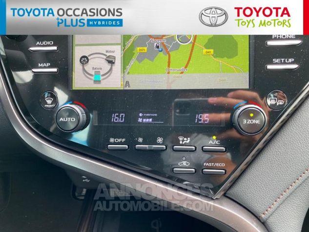 Toyota CAMRY Hybride 218ch Lounge Gris Aluminium Occasion - 10
