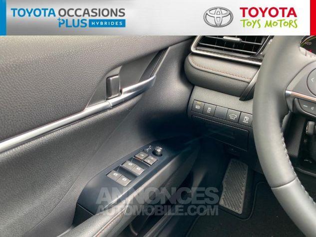 Toyota CAMRY Hybride 218ch Lounge Gris Aluminium Occasion - 11