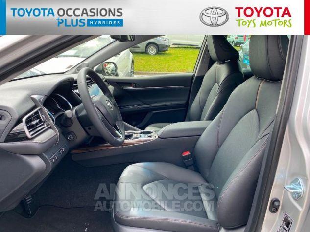 Toyota CAMRY Hybride 218ch Lounge Gris Aluminium Occasion - 12