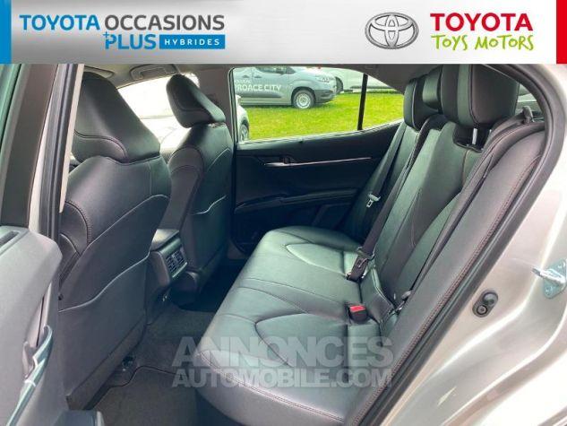 Toyota CAMRY Hybride 218ch Lounge Gris Aluminium Occasion - 13
