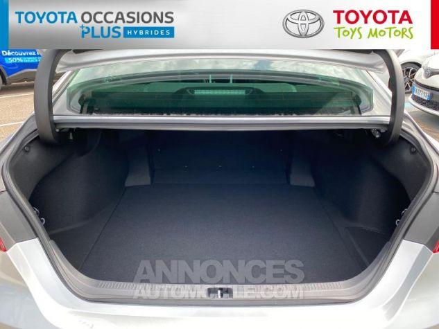 Toyota CAMRY Hybride 218ch Lounge Gris Aluminium Occasion - 14