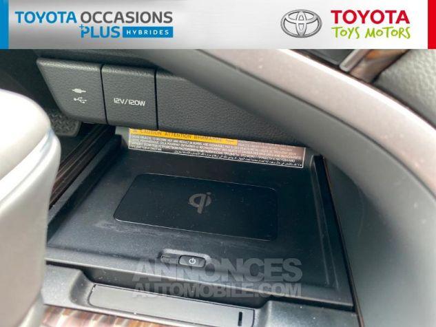 Toyota CAMRY Hybride 218ch Lounge Gris Aluminium Occasion - 15