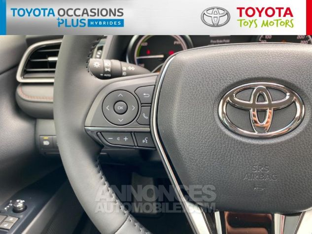 Toyota CAMRY Hybride 218ch Lounge Gris Aluminium Occasion - 16