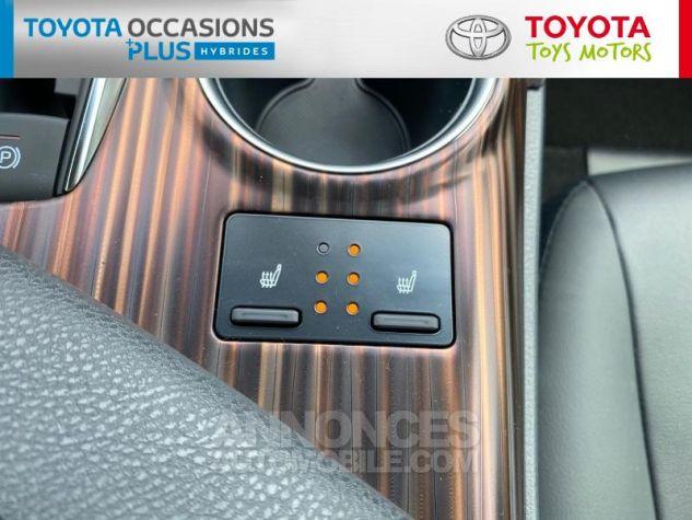 Toyota CAMRY Hybride 218ch Lounge Gris Aluminium Occasion - 17